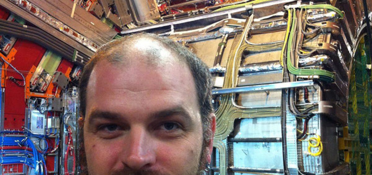 Ben Fox at CERN LHC
